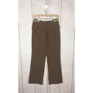 Elevenses Anthropologie Boot Cut Pants Size 2